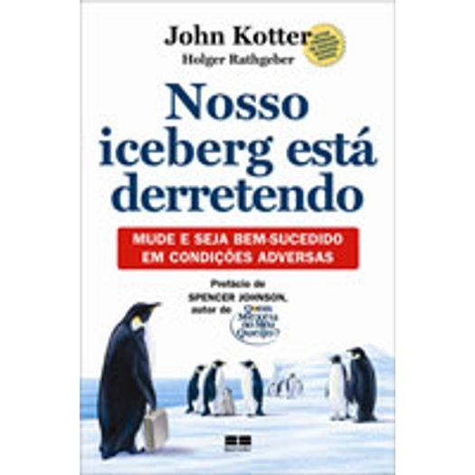 Nosso Iceberg Esta Derretendo - Best Seller