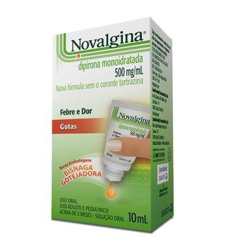 Novalgina Gotas NOVALGINA GTS 10ML