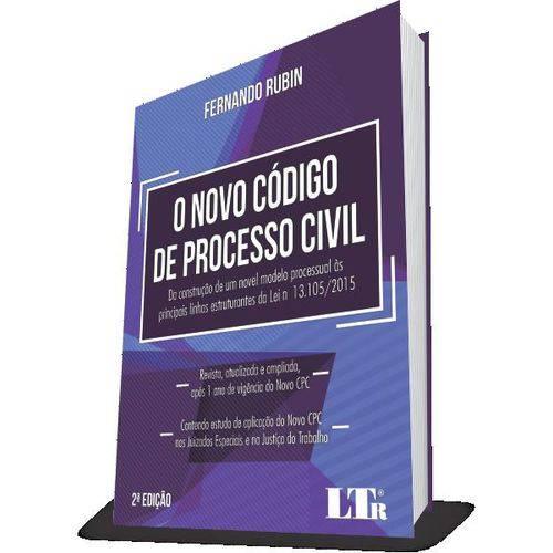 Novo Codigo de Processo Civil 02ed/17