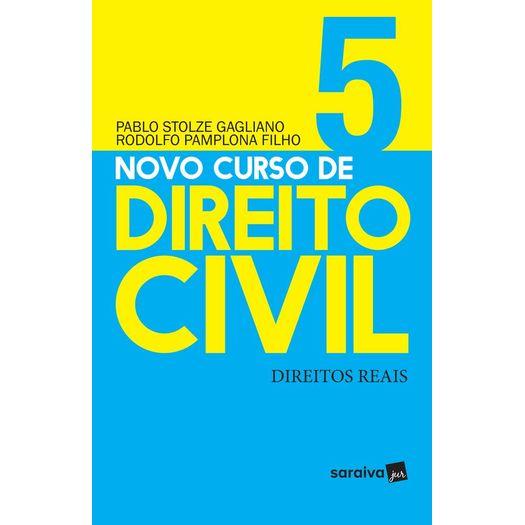 Novo Curso de Direito Civil 5 - Saraiva