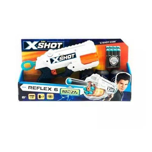 Novo Lançador de Dardo Xshot Reflex 6 Candide