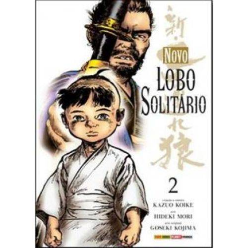 Novo Lobo Solitario - Vol 02