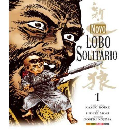 Novo Lobo Solitario - Vol 01