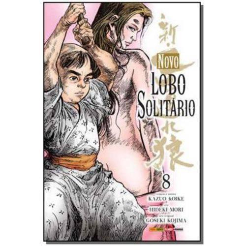 Novo Lobo Solitário - Vol. 08
