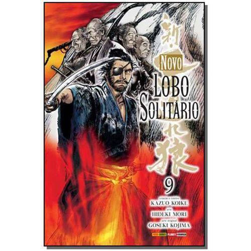 Novo Lobo Solitário - Vol. 09