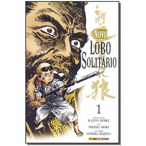 Novo Lobo Solitário - Vol. 1