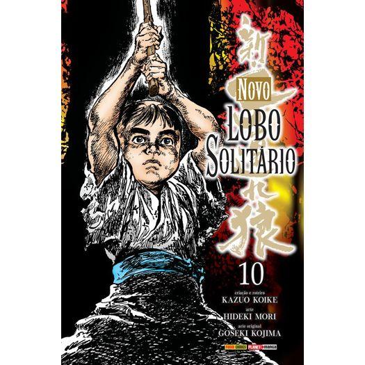 Novo Lobo Solitario - Vol 10 - Panini