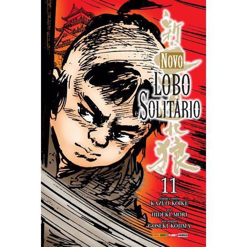 Novo Lobo Solitario - Vol 11 - Panini