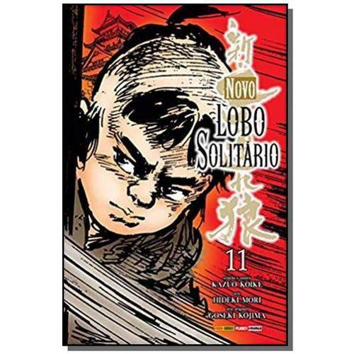 Novo Lobo Solitario - Vol. 11