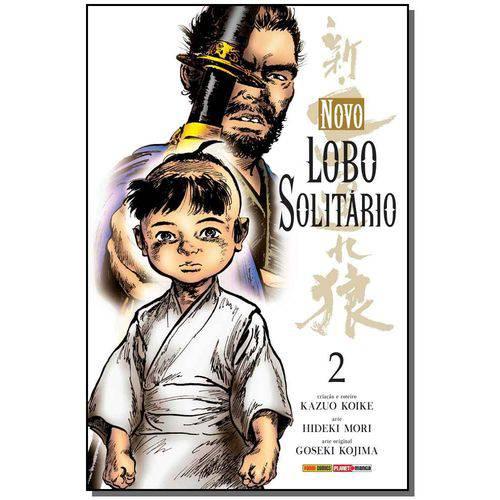 Novo Lobo Solitário - Vol. 2