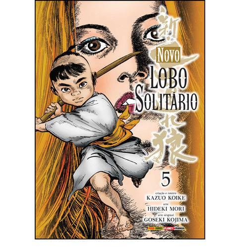 Novo Lobo Solitário - Vol.5