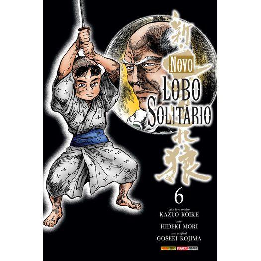 Novo Lobo Solitario - Vol 6 - Panini