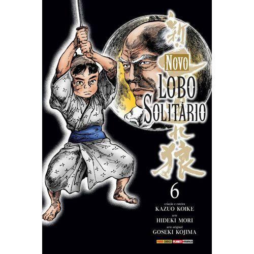 Novo Lobo Solitário - Vol. 6