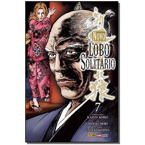 Novo Lobo Solitario - Vol. 7