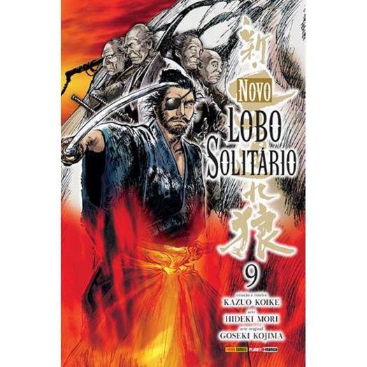 Novo Lobo Solitario - Vol 9 - Panini