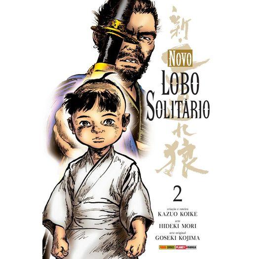 Novo Lobo Solitario - Vol 2 - Panini