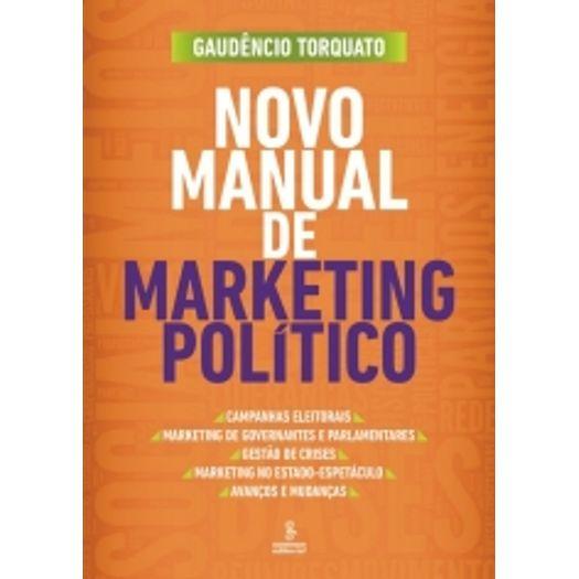 Novo Manual de Marketing Politico - Summus