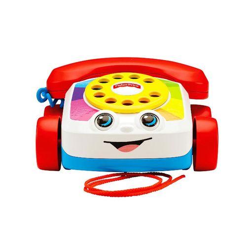 Novo Telefone Feliz - Fisher Price