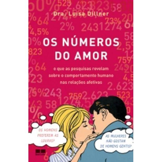Numeros do Amor, os - Best Seller