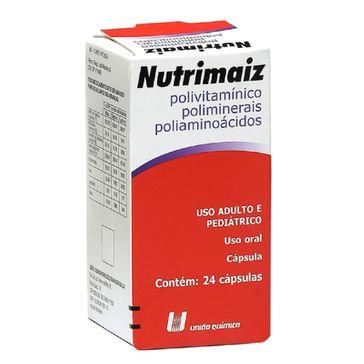 Nutrimaiz Sm com 24 Comprimidos