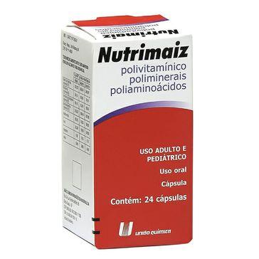 Nutrimaiz SM União Quimica 24 Comprimidos