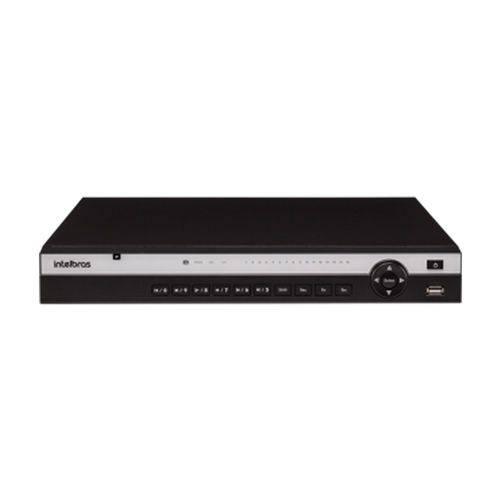 NVR, HVR Stand Alone Intelbras NVD 3116 P 16 Canais