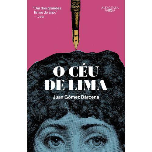 O Céu de Lima - 1ª Ed.