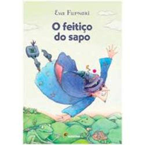 O Feitico do Sapo 1ª Ed