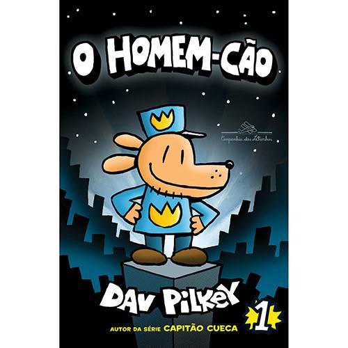 O Homem-cão #1 - 1ª Ed.