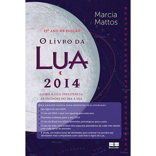 O Livro da Lua 2014 - 1ª Ed