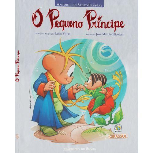 O Pequeno Príncipe - Turma da Mônica
