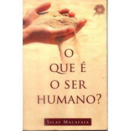 O que é o Ser Humano?