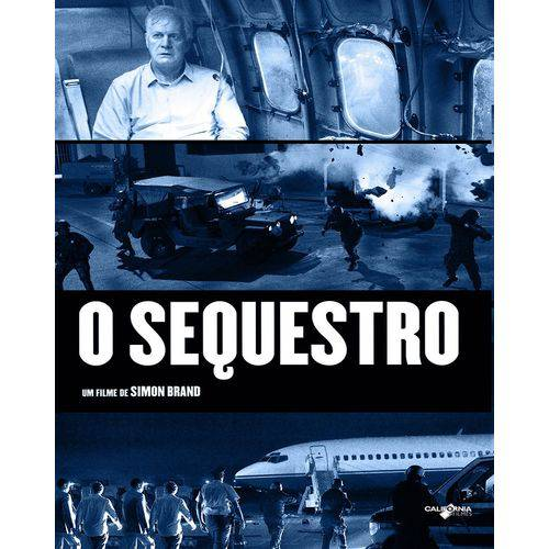O Sequestro - Dvd