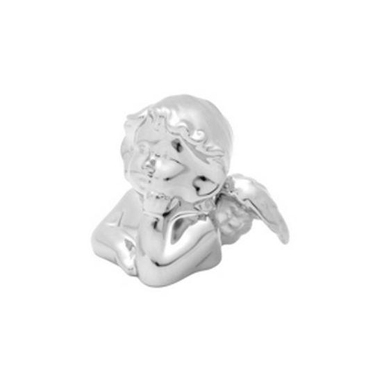 Objeto Decorativo Cute Angel Prata