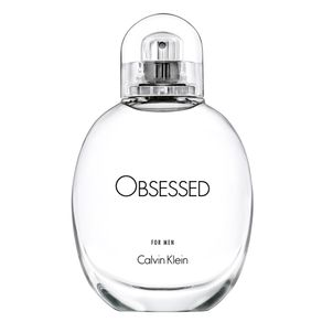 Obsessed For Men Calvin Klein - Masculino - Eau de Toilette 30ml