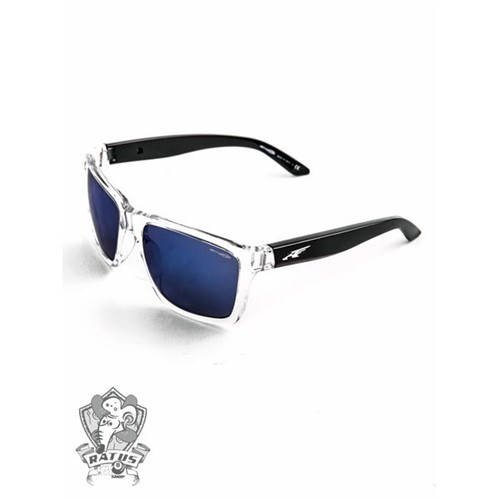 Óculos Arnette WITCH DOCTOR - Gloss Clear - Blue Mirror