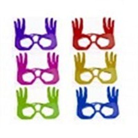 Óculos de Festa Lady Gaga