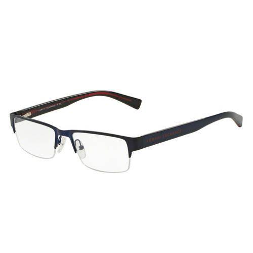 Óculos de Grau Armani Exchange Masculino AX 1015L 6071 Tam.52