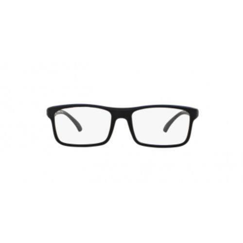 Óculos de Grau Arnette AN7069L 2248 Preto Lente Tam 53