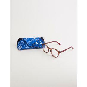 Óculos de Grau Haste Color - Bordo U