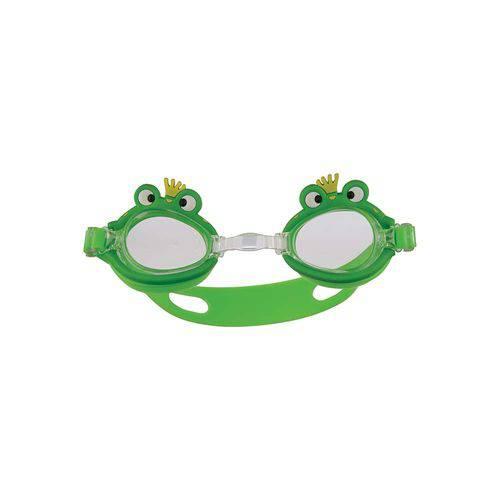 Óculos de Natação Antiembaçante Bichinho - Verde
