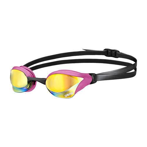 Óculos de Natação Arena Cobra Core Espelhado / Rosa-Rosa Espelhado