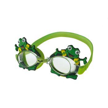Óculos de Natação Bubble Jr Arena Verde