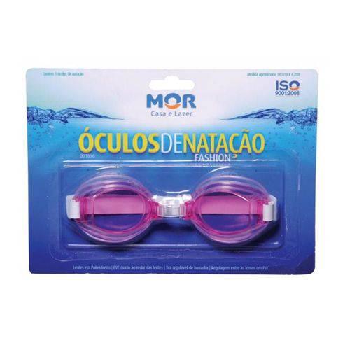 Óculos de Natação Fashion - Mor - Rosa - 001896