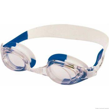 Óculos de Natação Nautika Bit Branco e Azul Único