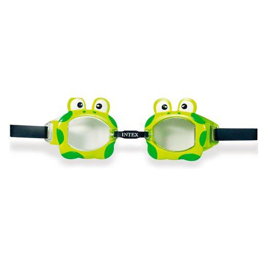 Óculos de Natação Play Bichinhos Animados Sapo - Intex