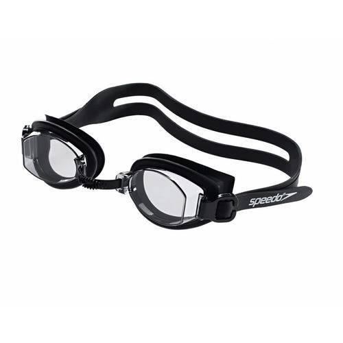 Óculos de Natação Speedo New Shark / Preto-Fumê