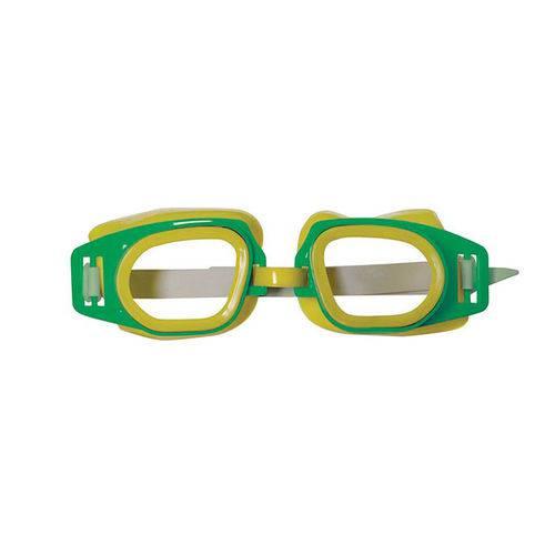 Óculos de Natação Sport Verde Mor
