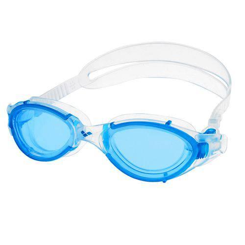 Óculos de Natação Transparente e Azul Nimesis X-fit Arena
