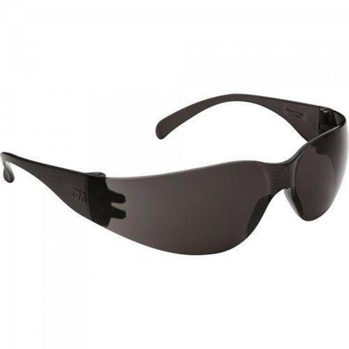 Oculos de Protecao Antirrisco e Antiembacante Virtua Cinza 3m
